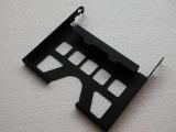 Primjer plastificirane pozicije crne boje, sitnozrnate teksture